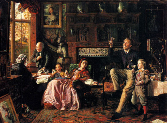 The_Last_Day_in_the_Old_Home_Robert_Braithwaite_Martineau_1862